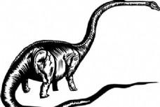 传说动物 矢量素材 eps格式_0002