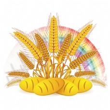 小麦与面包
