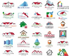 建筑房地图标