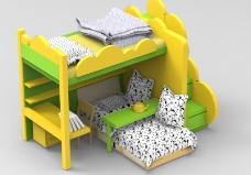 家具儿童床
