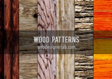 木头纹理背景填充图案