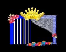 皇冠婚礼效果图