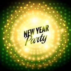 点新的一年党背景