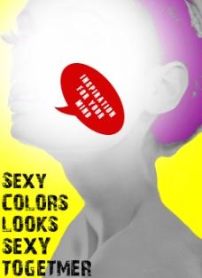 欧美个性海报