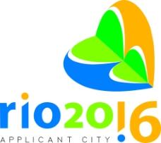 2016年奥动会标志