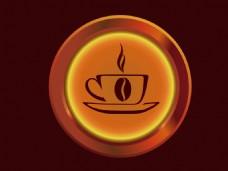 咖啡标志设计