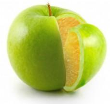 苹果橙子合成
