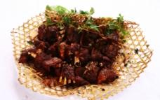 竹香烤羔羊图片