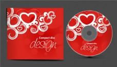 CD与包装效果图