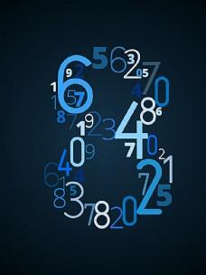 创意数字8