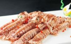 美味皮皮虾图片