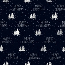 白色圣诞树背景