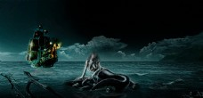 美人鱼海报图片