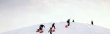 雪山攀登背景素材 (16)