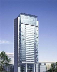 合肥电力公司电网生产调度楼 设计方案 DWG_0042