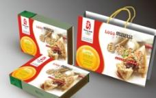 粽籽包装 效果图图片