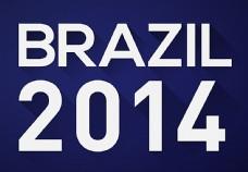 巴西足球主题