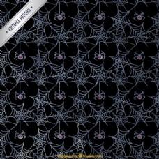 蜘蛛网模式