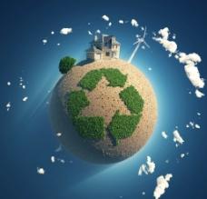 环保主题图片