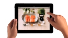 iPad 广告视频素材