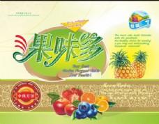水果月饼包装