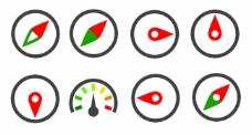 指南针系列图标下载