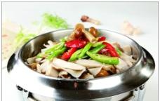 干锅鲜菌皇图片