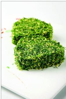 菌香拌杂粮图片