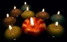 蜡烛背景图