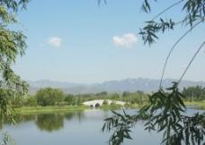 公园风景图图片