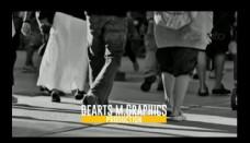 黄黑动画效果文字字幕条包装视频AE模板
