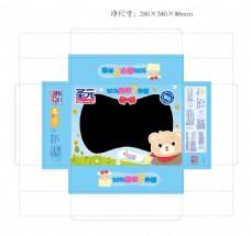 包装设计  儿童包装  包装礼盒