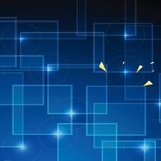 蓝色科技主图
