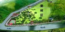 农家乐项目规划图