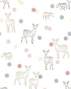 动物图案背景设计图片