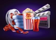 电影院广告