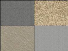 麻布和地毯纹理背景填充图案