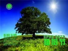 保護環境 312植樹節素材下載