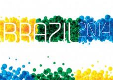 世界杯广告背景