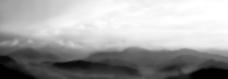 水墨山峰风景图分层图片