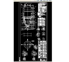 图纸素材素材,CAD机械设计图库,图行天下工业cad3d图库图片