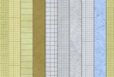 格子背景和颓废纸张填充图案