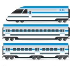 火车高铁图片