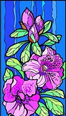 花朵 花草 鲜花 矢量 EPS格式_0021