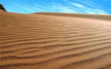 沙漠的天空