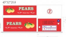 丰水梨包装箱