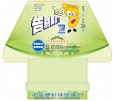 除味剂包装设计图片下载