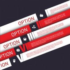 分类文字排版设计素材
