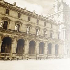 欧式建筑背景
