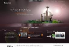 韩文网站图片
